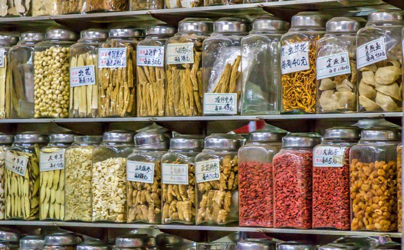 Chińskie ziołolecznictwo